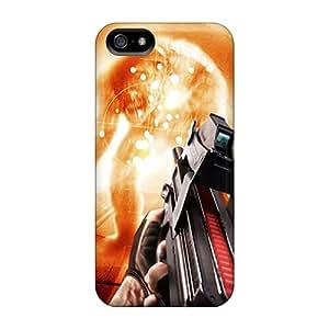 New Premium AlexLeroyDavis Doom Skin Case Cover Excellent Fitted For Iphone 5/5s