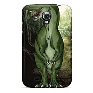 Samsung Galaxy S4 DEj3511IuVT Customized Attractive The Good Dinosaur Series Bumper Hard Cell-phone Cases -KevinCormack