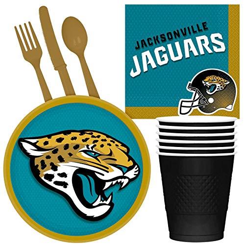 Costume SuperCenter NFL Jacksonville Jaguars Tailgate Party Pack