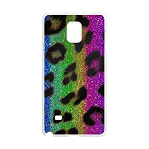 Leopard Bling Glitter Sparkle TPU (Leopard Gold+Stylus) Custom Case for SamSung Galaxy Note4?
