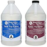 Best Bar Epoxies - Table Top Epoxy Crystal Clear Resin Coating For Review