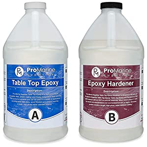 Best Epoxy Resins for Wood 2019 - Reviews and Buyer's Guide
