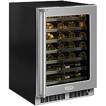"Marvel Professional 24"" Wine Refrigerator, right hinge"