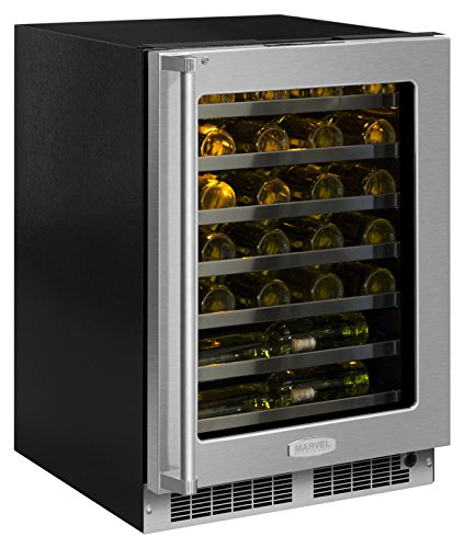 Marvel MP24WSG5RS Professional Series Wine Refrigerator