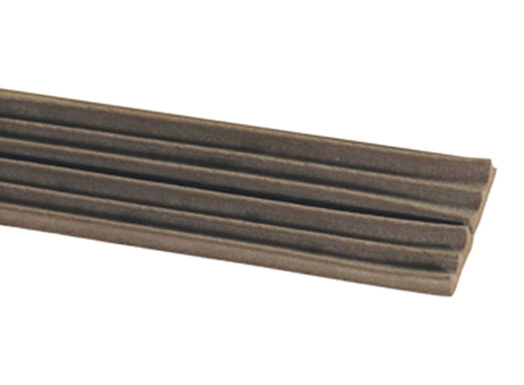 Jourjon Jean 813351 Joint de calfeutrage Profil W Caoutchouc 6 m Marron