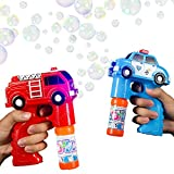 Best Water Guns With Cars - Fun Central (BC790) 2pc LED 5.5 Inch Bubble Review