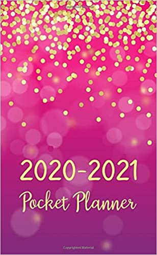 List Of 2020 Books.2020 2021 Pocket Planner Two Year Monthly Calendar Planner