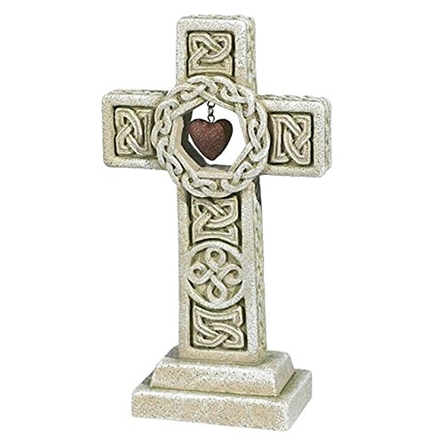 Ceramic Cross Celtic - Grasslands Dublin Court Standing Cross 472762