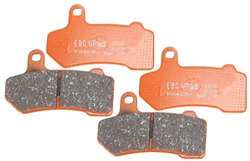EBC Brakes EBPCK2011 Front Semi-Sintered V-Pads Brake Pad Change Kit [並行輸入品]   B07PLTKYVC
