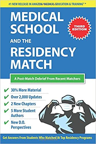 Medical School and the Residency Match: A Post-Match Debrief