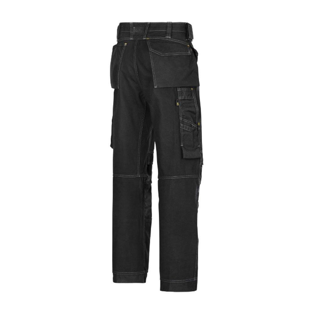 "Snickers 32150404250 Size 250 ""Comfort Cotton"" Craftsmen Holster - Black"