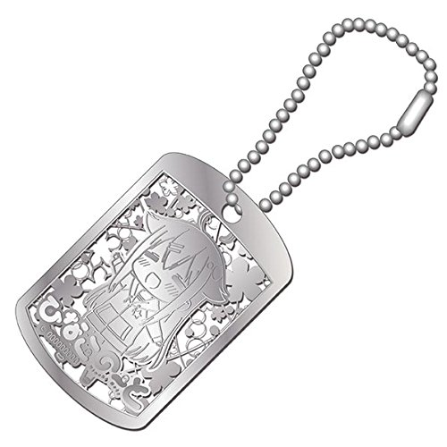 Day one notes natsukawa elusive metal art dog tag by Easy Gy