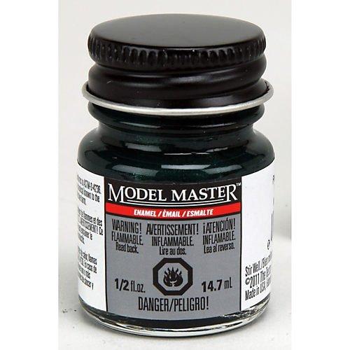 - Testor's 277910 1/2 Oz Dark Green Pearl Gloss Model Master Auto Enamel Paint