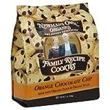 NEWMANS OWN ORGANIC COOKIE ORANGE CHOC CHIP F