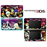 Persona Q: Shawdow of the Labyrinth Decorative Video Game Decal Cover Skin Protector for Nintendo 3Ds (not 3DS XL)