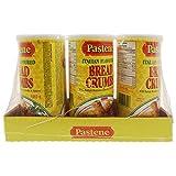 Pastene Italian Flavoured Bread Crumbs 680g (3 pack) / Chapelure assaisonnée à l'italienne de Pastene 680g (paquette de 3)