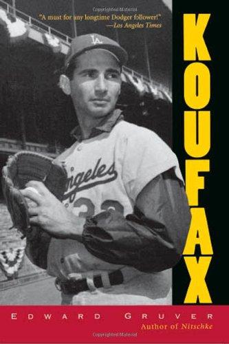 Koufax - Sandy Photograph Koufax