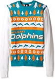 FOCO Miami Dolphins One Too Many Ugly Sweater Extra Large