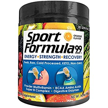 Amazon.com: Deporte Fórmula Daily Multivitamin BCAA ...