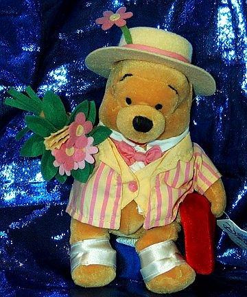 Boyds Valentine Bear - 9