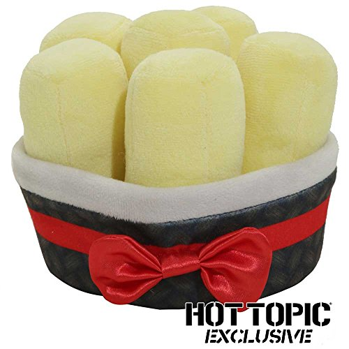 Exotic Butter (Funko Five Nights At Freddy's Sister Location Exotic Butters Hot Topic Exclusive Plush)