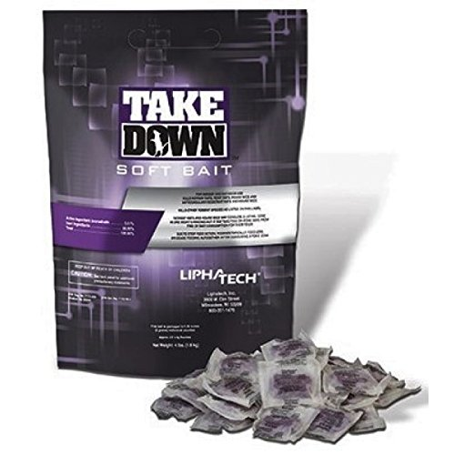 TakeDown Soft Bait Rodenticide 4 lb BAG (Soft Bait Mice)