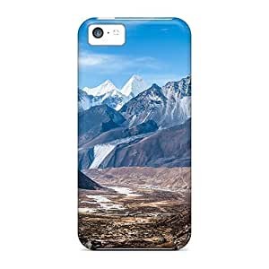 Fashion Design Hard Case Cover/ PiVnZyJ8213BPBzl Protector For Iphone 5c