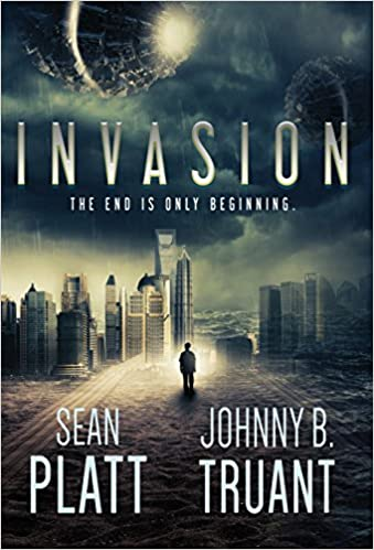 Amazon com: Invasion (9781629550442): Sean Platt, Johnny B