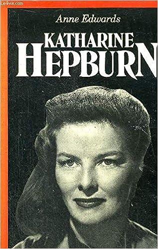 katharine hepburn a biography coronet books