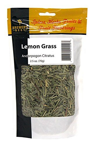 Brewer#039s Best Brewing Herb#039s and Spices Lemon Grass 25 oz