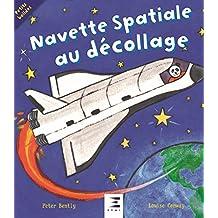 Navette spatiale au décollage !