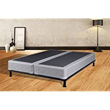 split queen box spring only. Black Bedroom Furniture Sets. Home Design Ideas