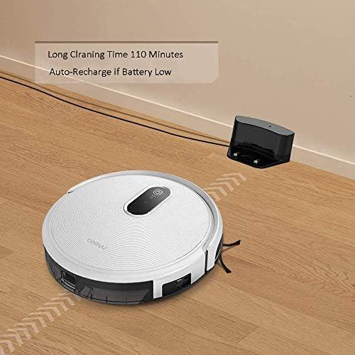 COAYU Robot Aspirador C520, C520-Blanco, 1: Amazon.es: Hogar