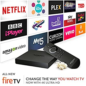 Fire TV promotion!