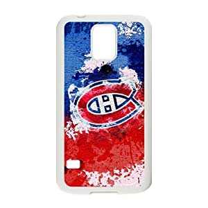 The NHL Montreal Canadiens Custom Case for Samsung Galaxy S5.