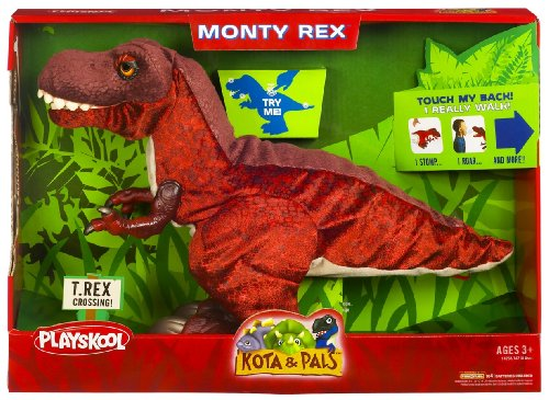 51pgEulEeTL - Playskool Kota and Pals Monty T-Rex