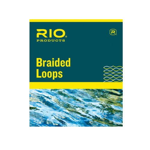Free Rio Braided Loops for Regular Fly Lines 3-6 4 Pack