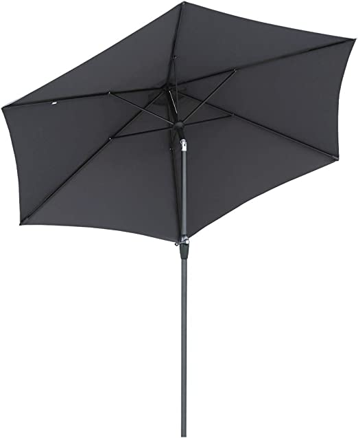 Sekey® sombrilla Parasol para terraza jardín Playa Piscina Patio ...
