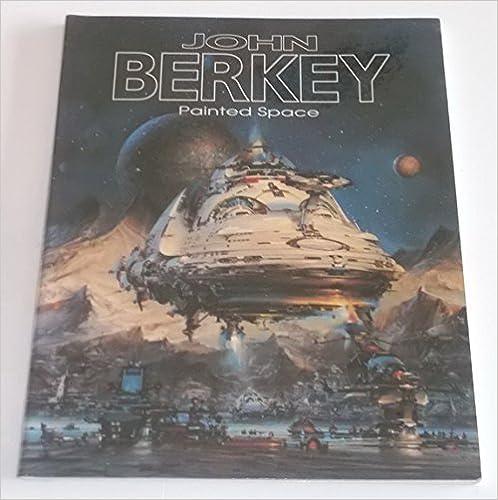 Book John Berkey : painted space – November, 1991