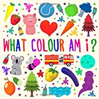 What Colour Am I?: A Fun Guessing Game For 2-4