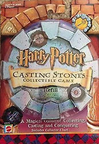 Harry Potter Casting Stones Collectible Game Refill by Mattel Games: Amazon.es: Juguetes y juegos