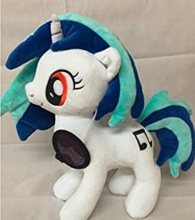 MON PETIT PONEY / MY LITTLE PONY - PELUCHE DJ Pon-3 / VINYL SCRATCH