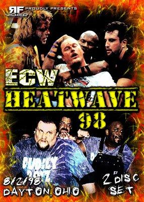 Amazon com: ECW: Heatwave 1998 DVD-R: New Jack, The Sandman