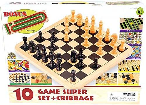 first learning Set 10 Juegos de Madera: Amazon.es: Juguetes y juegos