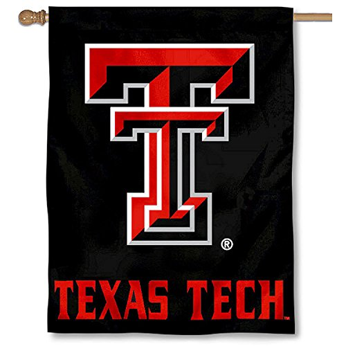 College Flags and Banners Co. Texas Tech University Red Raiders House ()