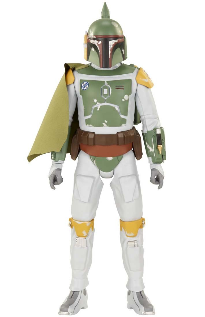Star Wars 18 inches figure Boba Fett total length 18 inches Painted figures