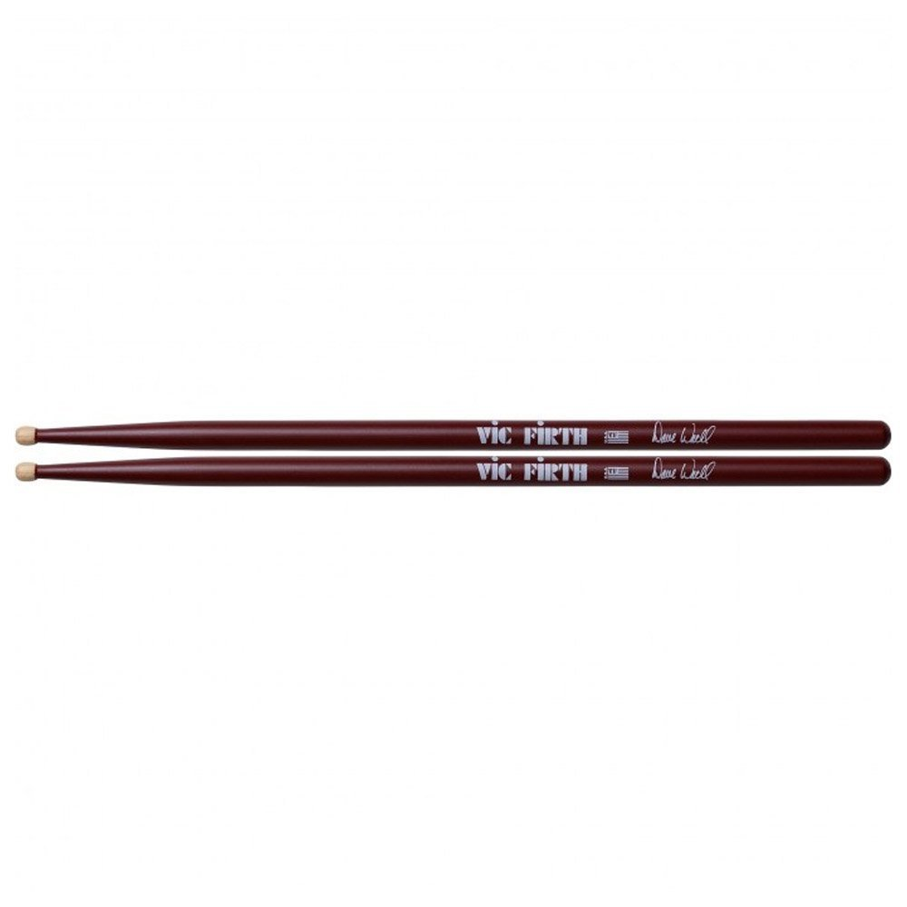 Vic Firth Signature Series -- Dave Weckl Drumsticks (SDW) Vic Firth Drumsticks
