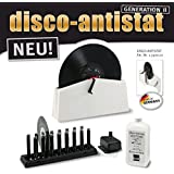 Knosti Disco Antistat Vinyl Record Cleaning Machine Cleaner Kit (Generation 2) New 2016 Version by Knosti