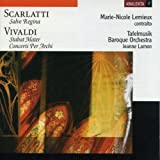 Scarlatti: Salve Regina / Vivaldi: Stabat Mater, Sinfonia in G Minor, RV 149, Concerto in A Major, RV 158 / Avison: Concerto No. 7 in G Minor