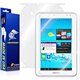 ArmorSuit MilitaryShield - Samsung Galaxy Tab 2 7.0 Screen Protector Shield + Full Body Skin Protector and Lifetime Replacements
